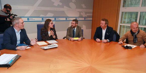 9. A Xunta intensificará as inspeccións ás empresas VTC despois de abrir os primeiros expedientes na Coruña