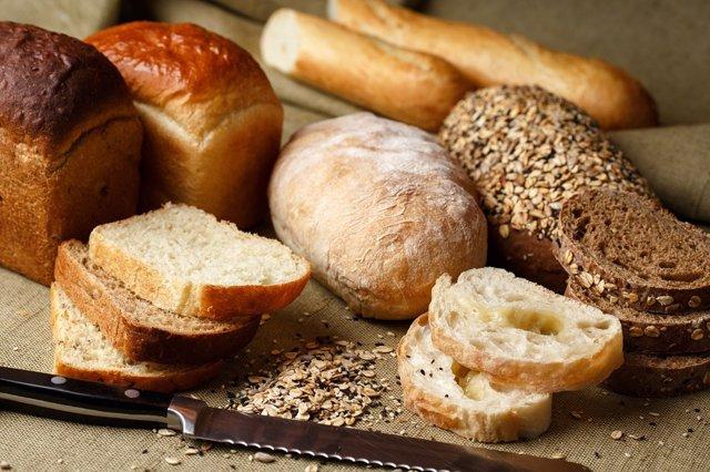 Pan blanco, pan integral