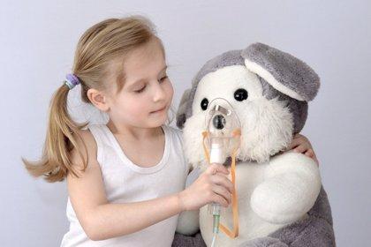 La contaminación aumenta los casos de asma infantil