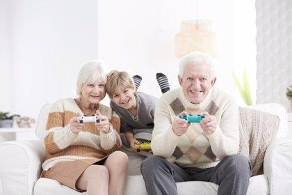 Los videojuegos pueden ser muy beneficiosos para la tercera edad
