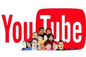 Los 3 youtubers con más visitas y suscriptores en español: Germán Garmendia, la Chica Badabun y El Rubius