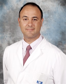 Dr. Emiliano Calvo, director de la Unidad de Ensayos Clínicos -hm ciocc