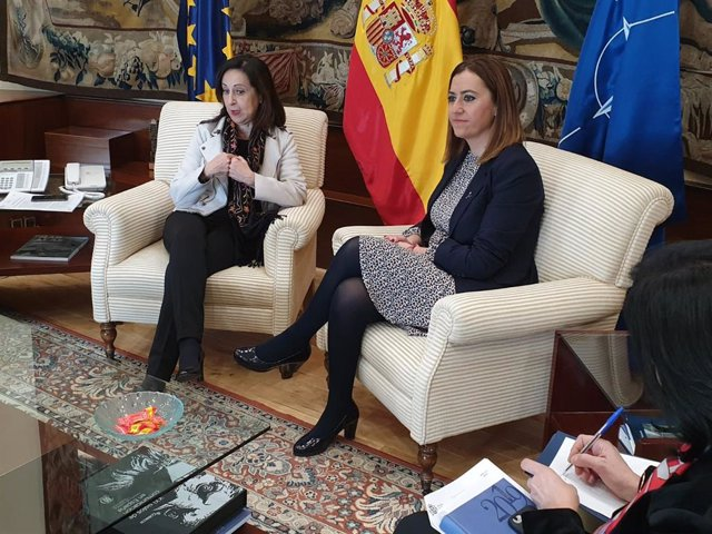 Robles (I) Y Barcones (D) en el Ministerio