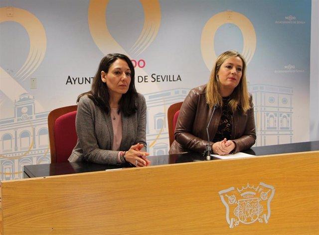 Myriam Díaz presenta las subvenciones