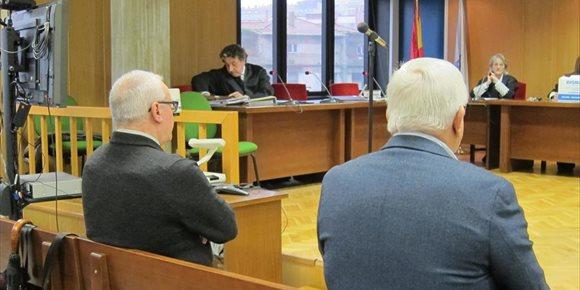 5. Ausencia da cuñada de Carmela Silva no xuízo sobre o seu suposto 'enchufe'