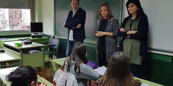 3. Cerca de 500 alumnos del modelo bilingüe de Aragón certifican por primera vez su nivel de inglés
