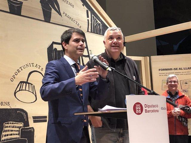 Marc Castells i Rafael Homet
