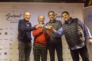 Grandvalira inaugura la tercera temporada de l'Snow Club Gourmet ambientada en les Finals de la Copa del Món (GRANDVALIRA)
