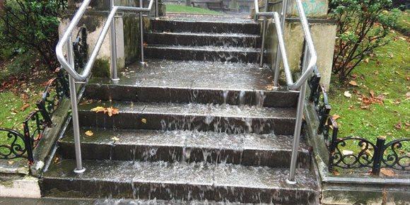 9. Activado el Plan Especial de Emergencias por Riesgo de Inundaciones de Euskadi en fase de alerta