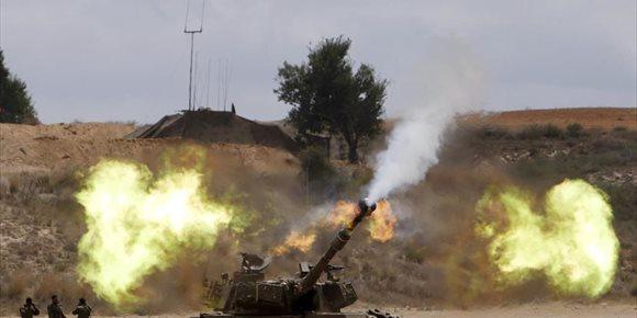 3. Muere un miliciano de Hamás en un ataque de Israel en Gaza tras resultar herido un soldado por un disparo