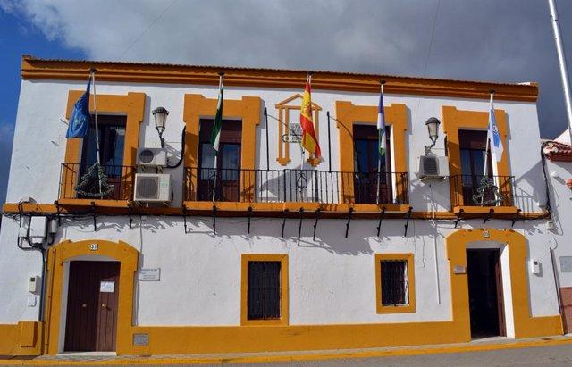 Ayuntamiento de El Almendro (Huelva).