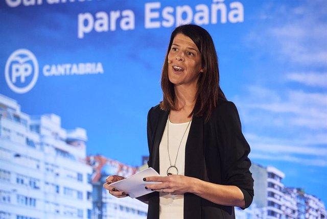 Presentación de los candidatas del PP en Cantabria
