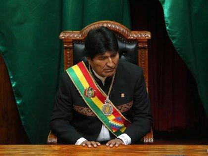 El Gobierno de Bolivia dimite en bloque para que Morales forme un nuevo equipo de cara a las presidenciales