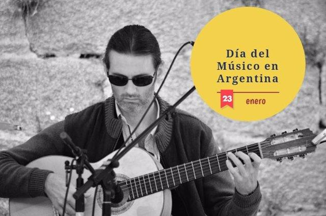 Día del músico en Argentina
