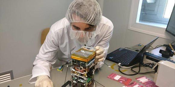 1. Nanosatélites a 14.000 euros/mes: así es la empresa española que quiere liderar la carrera de los negocios en el espacio