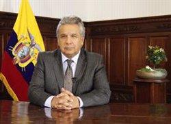 Moreno assegura que veu indispensable reprendre el diàleg entre el Govern i l'oposició a Veneçuela (PRESIDENCIA ECUADOR)