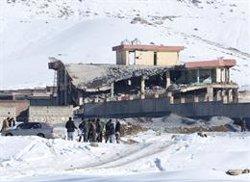 Un atac aeri mata el suposat cervell de l'atemptat que ha deixat més de 100 morts a l'Afganistan (REUTERS / STRINGER .)