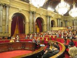 El Parlament expressa la seva