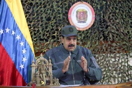 """Maduro anuncia que someterá a una """"revisión total y absoluta"""" las relaciones con EEUU tras las declaraciones de Pence"""