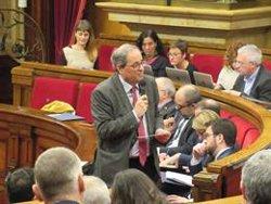El Govern denunciarà aquest dimecres la Policia per la detenció de dos alcaldes a Girona (EUROPA PRESS)