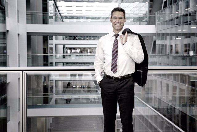 Axel Heinrich, responsable de Investigación de Volkswagen