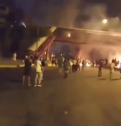 La oposición venezolana informa de una víctima mortal en las protestas de la pasada noche en Caracas