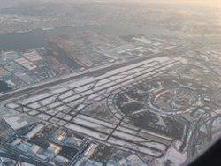 Cancel·len els vols a l'aeroport de Newark davant de la presència de diversos drons (CEDIDA - Archivo)
