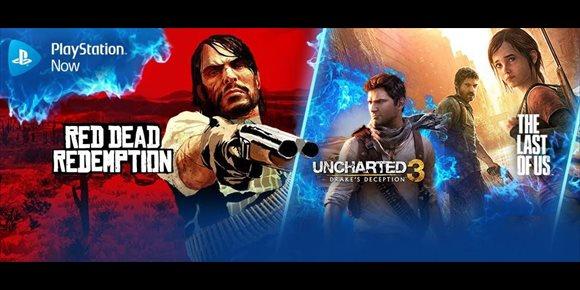 3. PlayStation Now anuncia su llegada a España