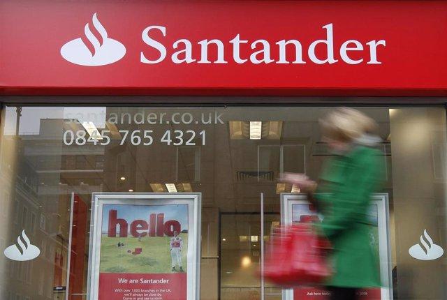 Recurso De Santander en Reino Unido