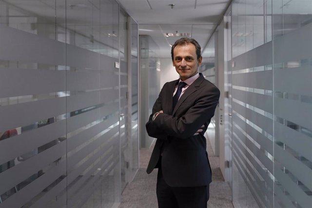 Entrevista de Europa Press al ministro de Ciencia, Innovación y Universidades, P