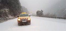 Més de 800 alumnes i 65 rutes escolars afectats per la neu a Catalunya (@EMERGENCIESCAT)