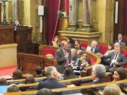 El Govern català denunciarà aquest dimecres la Policia Nacional per la detenció d'alcaldes a Girona (EUROPA PRESS)