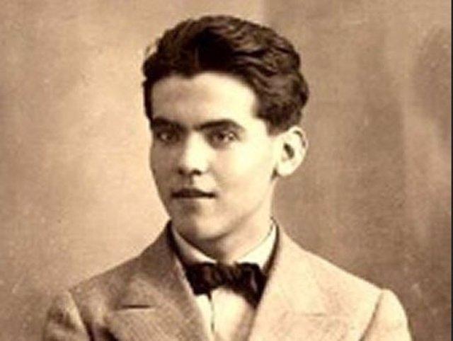 Federico García Lorca en 1914