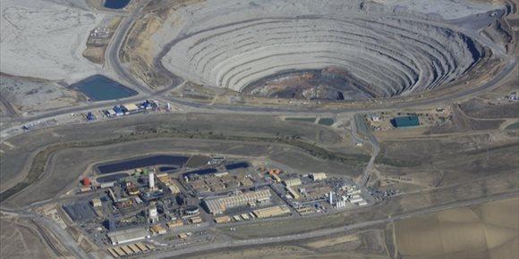 5. Registrado un deslizamiento de tierra en la mina de Cobre Las Cruces sin causar daños personales