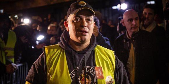 8. Élite Taxi Barcelona se retira del comité de huelga