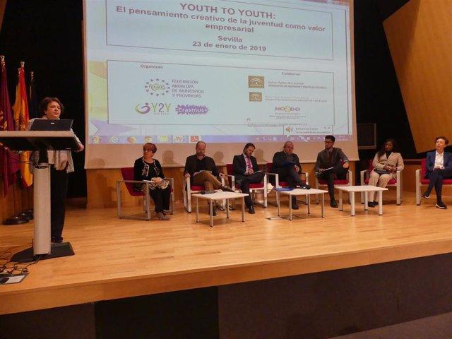 Seminario sobre el proyecto Youth2Youth