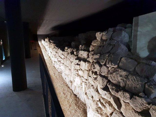 Muralla prerromana de Salamanca