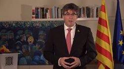 Puigdemont recusa el ponent del recurs al TS sobre la seva destitució com a president pel 155 (@KRLS - Archivo)