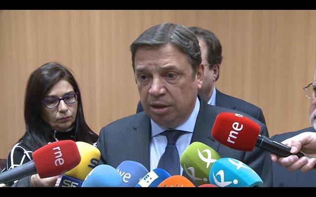 La declaración de interés nacional para el regadío de Tierra de Barros, 'muy cerca' de lograrse