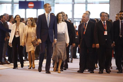 Inauguración de la 39ª edición de la Feria Internacional de Turismo, Fitur 2019