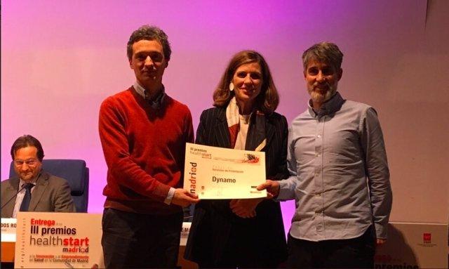 'Dynamo', Proyecto Finalista Del Programa Healthstart Madri+D