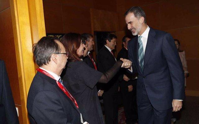 Armengol reivindica en Fitur el turismo de calidad de Baleares, e insta a 'seguir mejorando'