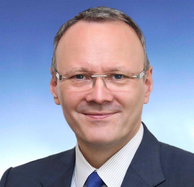 Stephan Wöllenstein, consejero delegado de Volkswagen en China