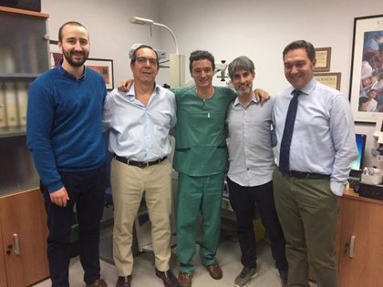 Investigadores españoles trabajan en un proyecto de diagnóstico precoz del glaucoma y el queratocono