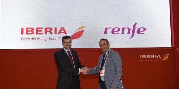 9. Toledo, Cuenca, Albacete, Ciudad Real y Puertollano se suman al convenio de Renfe e Iberia que oferta tren+avión