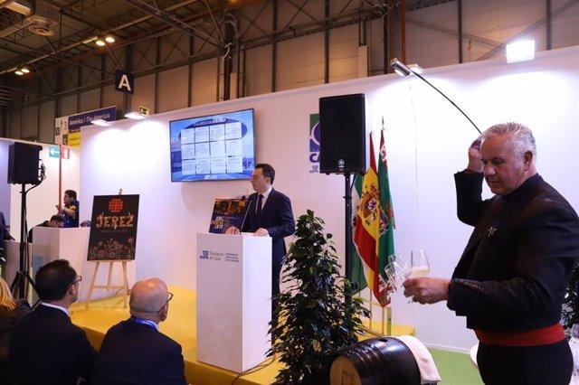 Presentación de Jerez en Fitur 2019