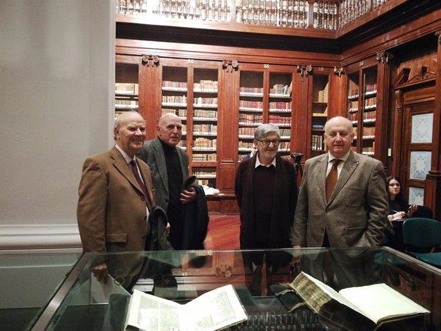 L'AVL presenta l'Any de Sant Vicent Ferrer