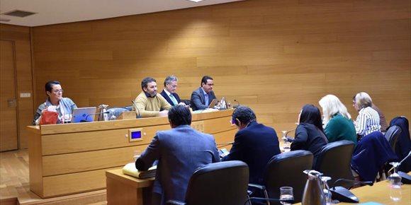 5. La comisión sobre financiación de PSPV y Bloc acuerda por unanimidad tomar acciones legales contra quienes no acudan