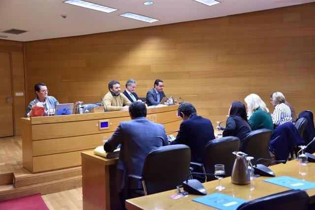 Comisión sobre financiación de PSPV y Bloc