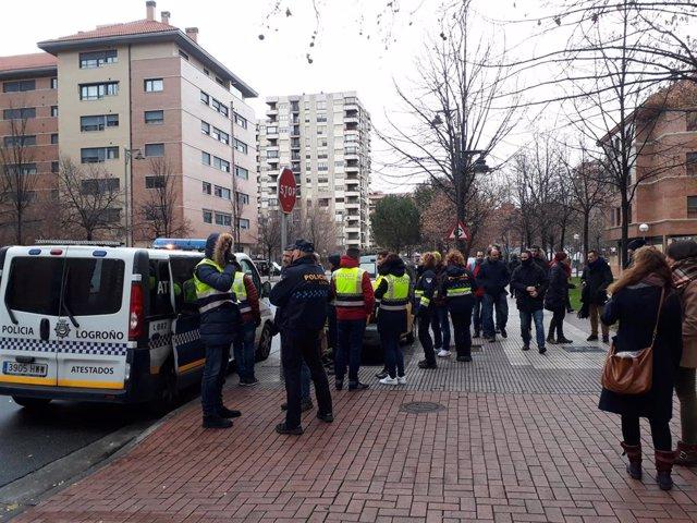 Curso Policía Local de Logroño